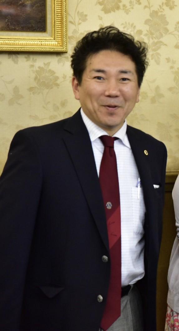 ライオンズクラブ富田林会長